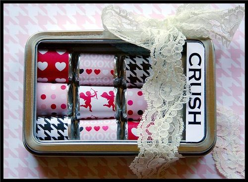 CRUSH collection tin