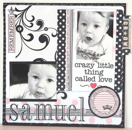 CRUSH- SAMUEL layout