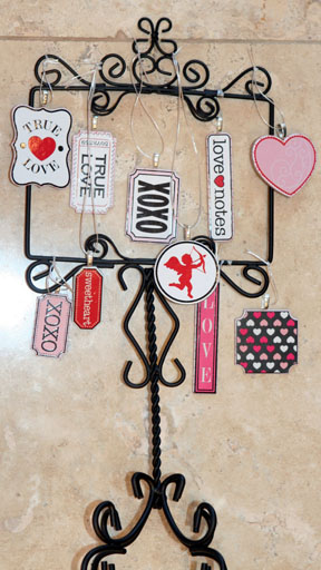 CRUSH CHARMS- necklaces