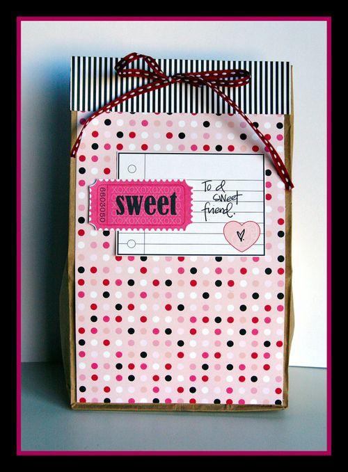Crush gift bag