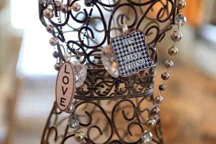 Crush necklaces