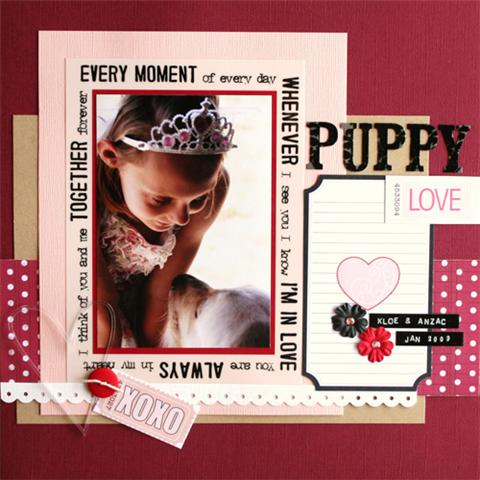 Puppy LOVE by Melleny Ams