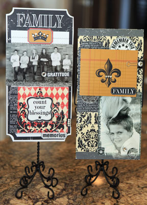 Family kit 6x12 layouts