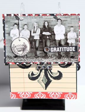 FAMILY ACRYLIC FLIP STAND cover
