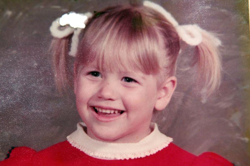 Teresa little girl