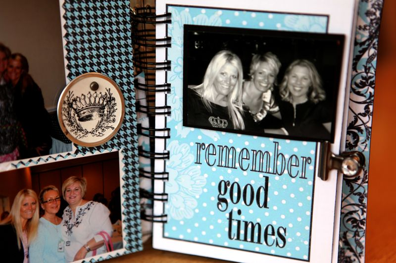 4x6 friendship album view 3
