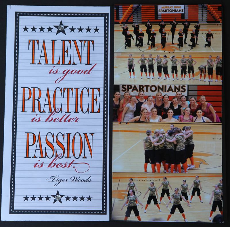 TALENT- SPARTONIANS LAYOUT