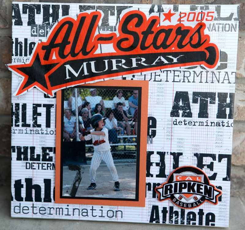 SPORTS ALL STAR CANVAS