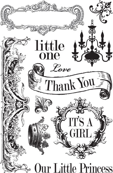 Chic-Bebe-Girl-Stamps