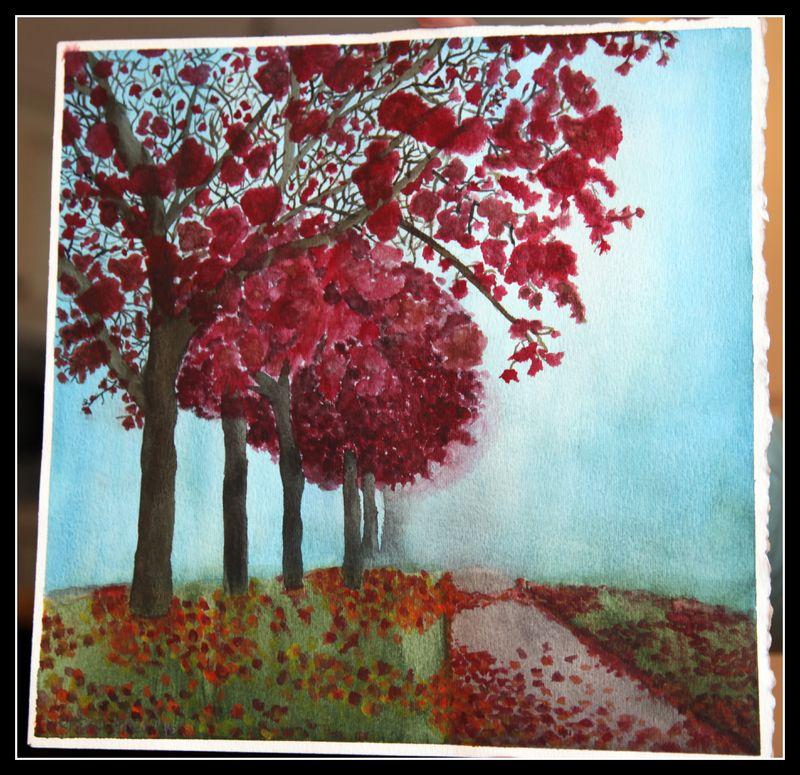 Gentry TREE art