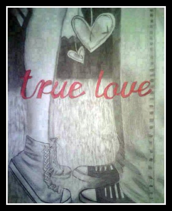 Gentry TRUE LOVE art
