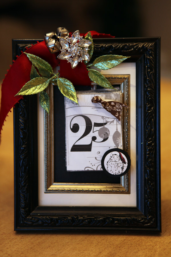 Advent frame
