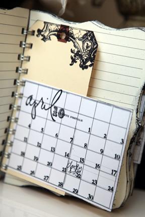 Calendar kit 2