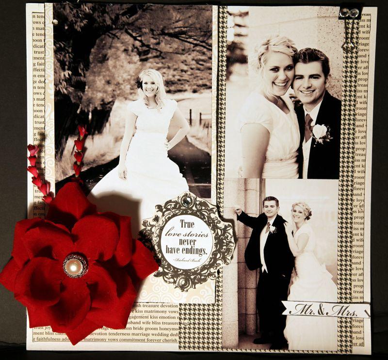 Mr & Mrs- love story