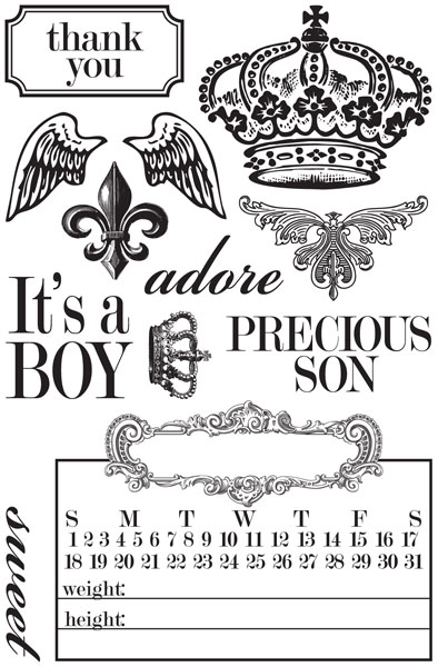 Chic-Bebe-Boy-Stamps
