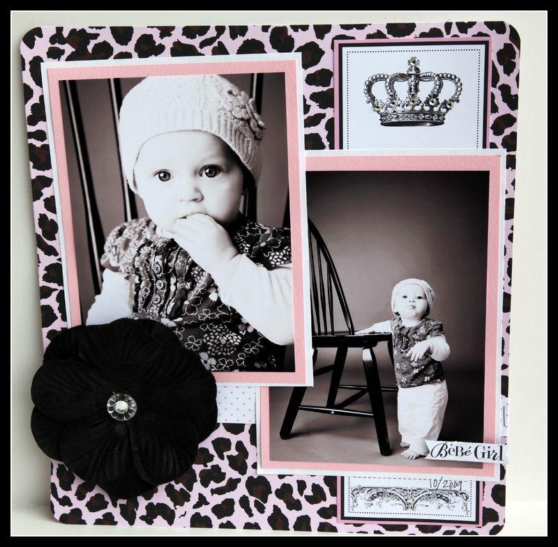 Madison- bebe girl