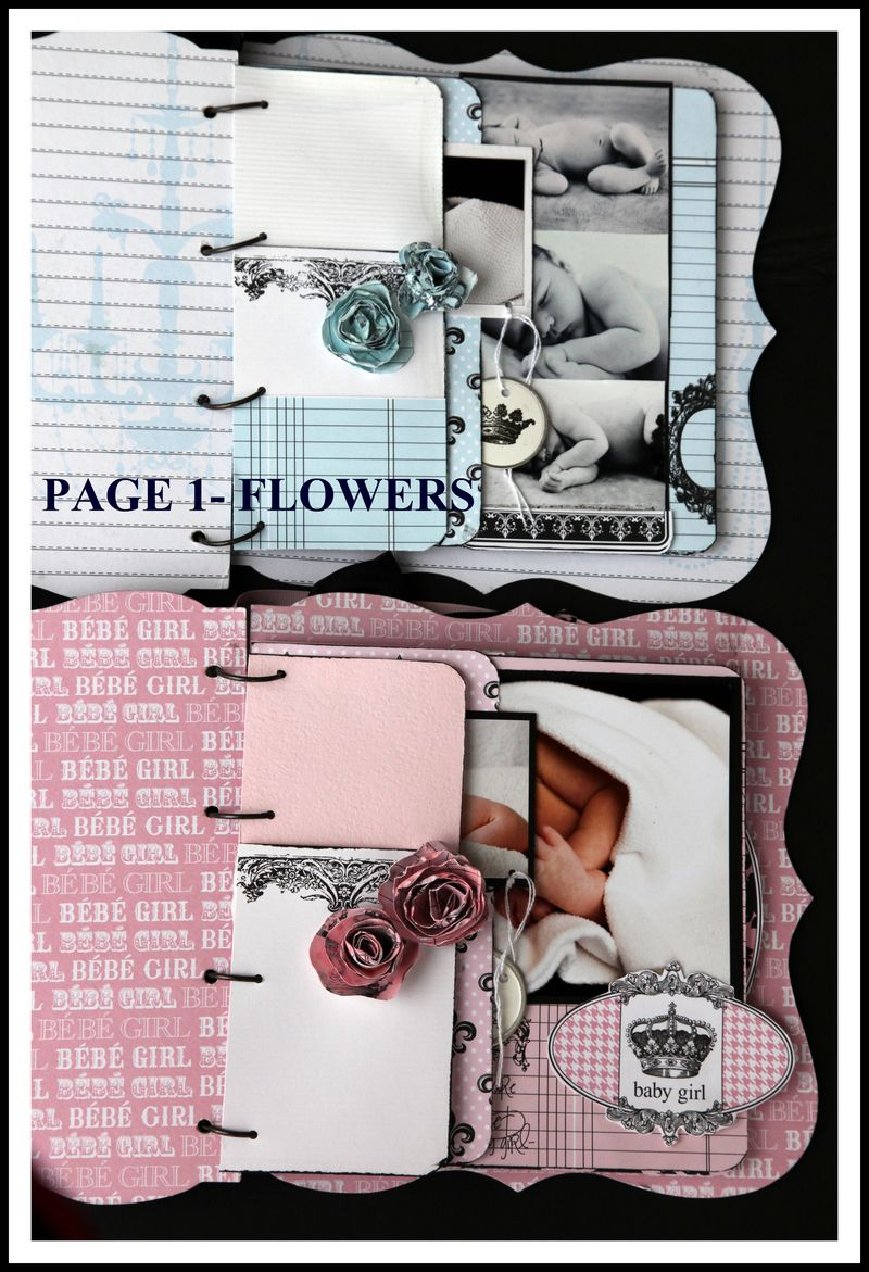 Page 1- FLOWERS