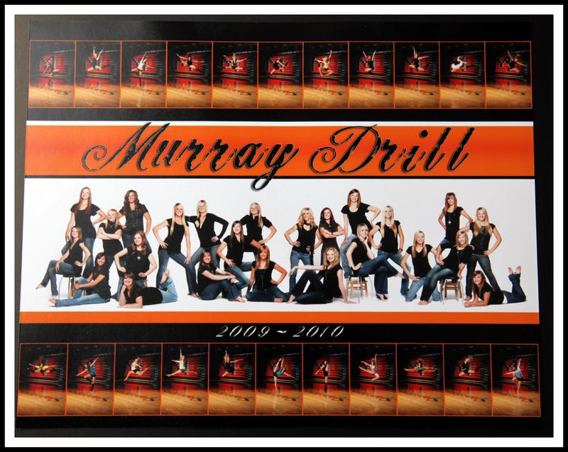 Murray drill team 2010