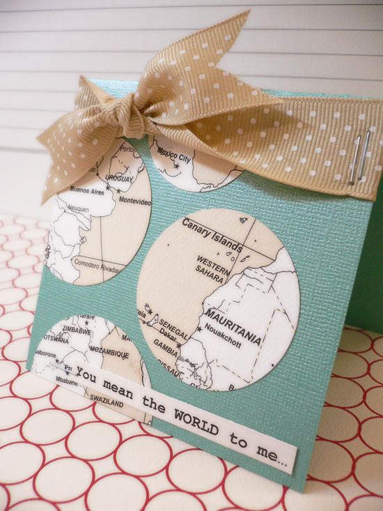 Map card(2)