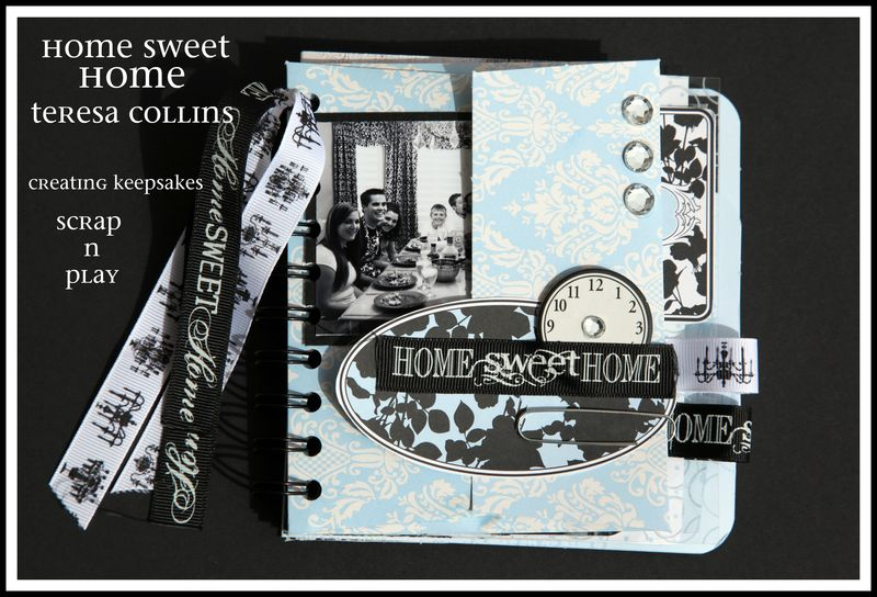 HOME SWEET HOME cover