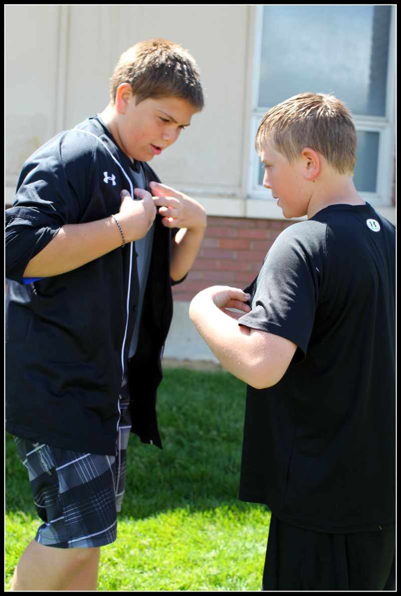 Fieldday boys 2