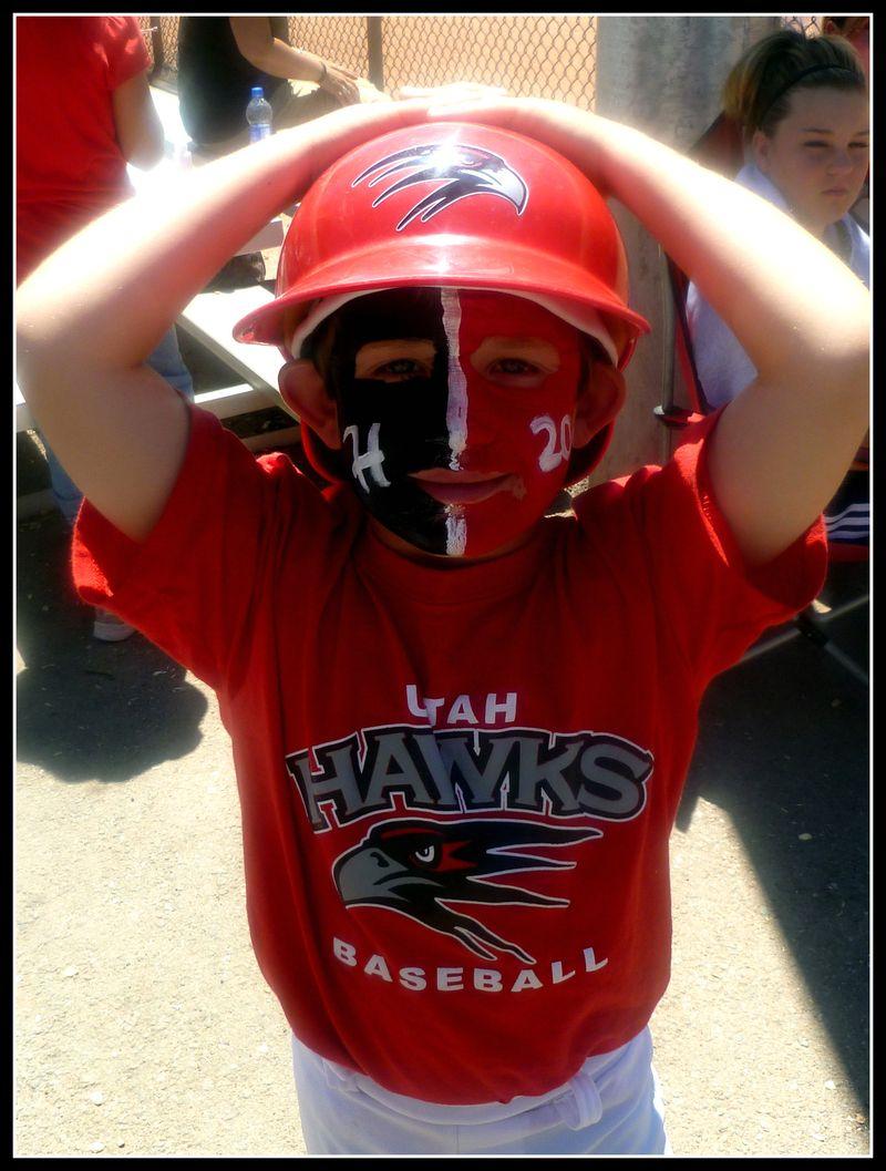 Hawks batboy