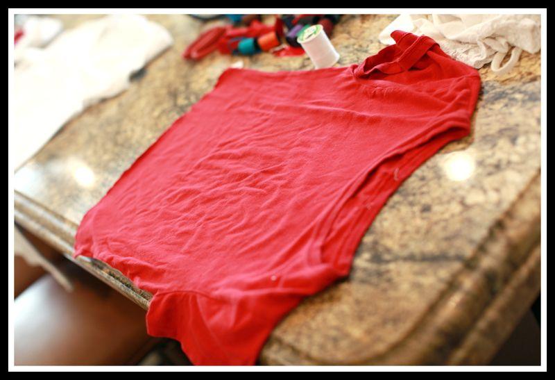 Flower shirt 3
