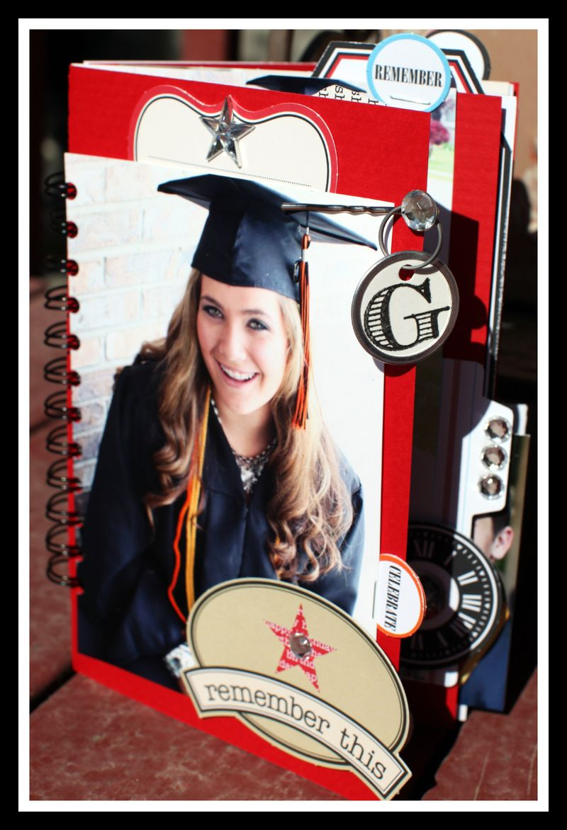 Celebrate graduation cover