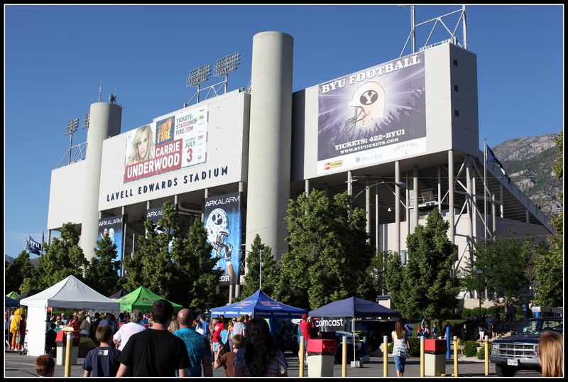 Stadium of fire 3
