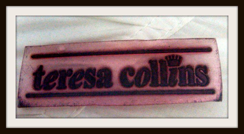 Teresa collins logo stampmaker