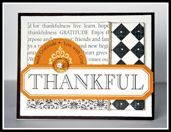 Thankfulcard