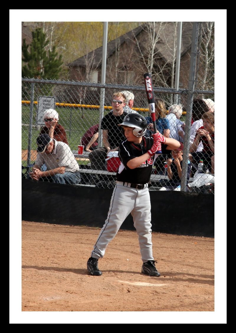 Ty batting