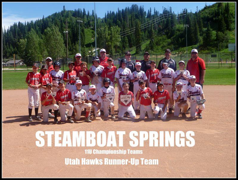 Steamboat springs 11 U runnerup