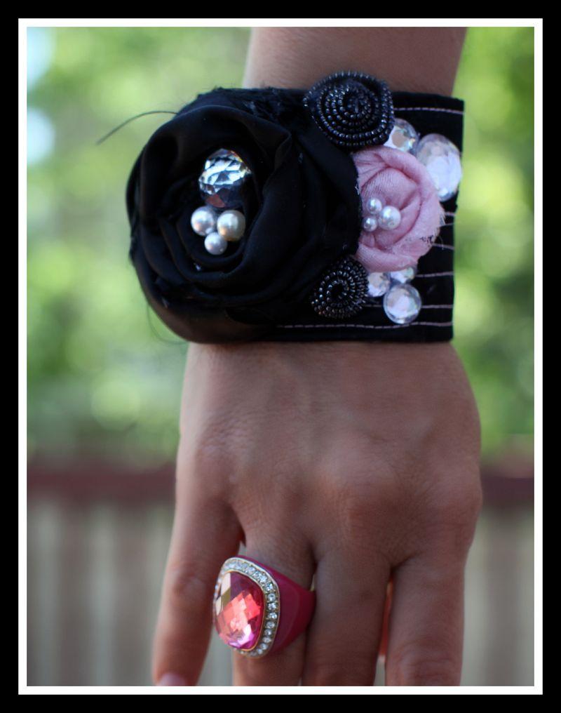 Blingage bracelet 1