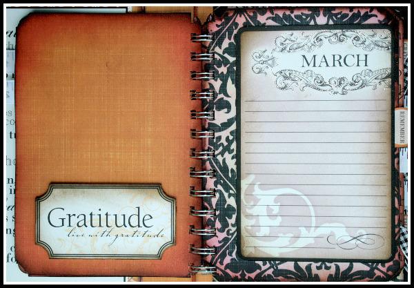 Gratitude journal 5