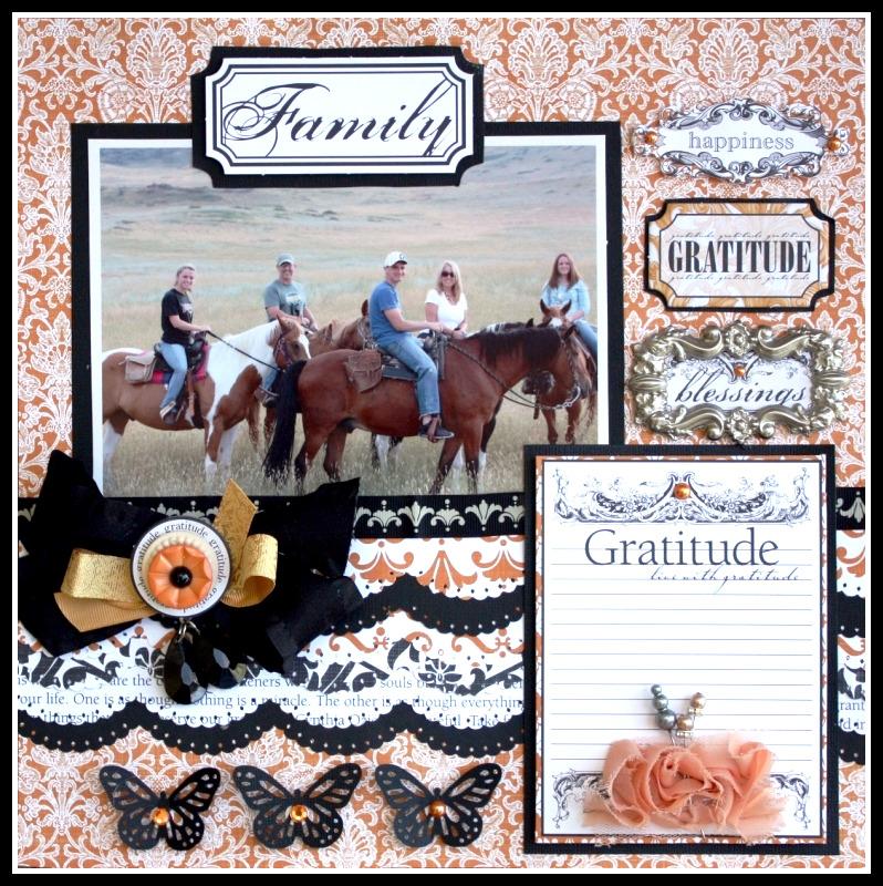 Family.....gratitude