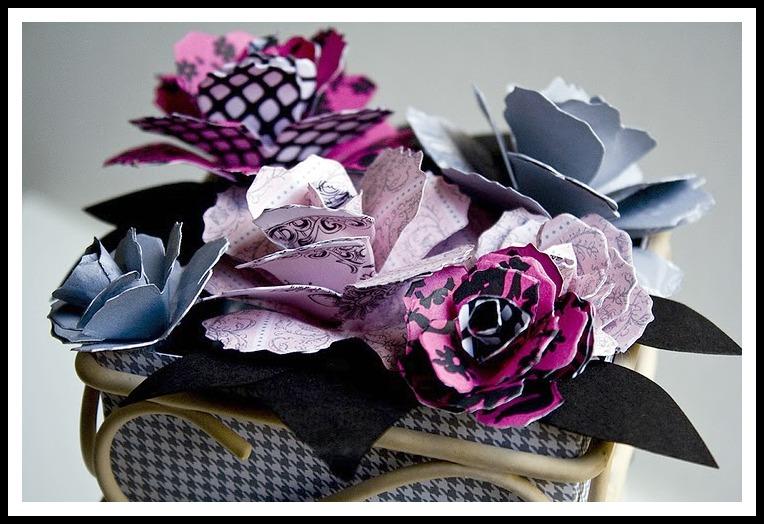 Posh - Amanda - Flowers - Detail 1