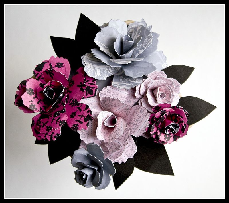 Posh - Amanda - Flowers - Detail 2
