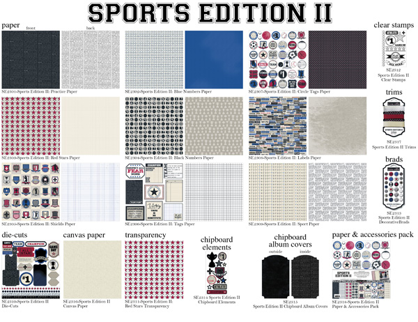 Sports-Edition-II-Products