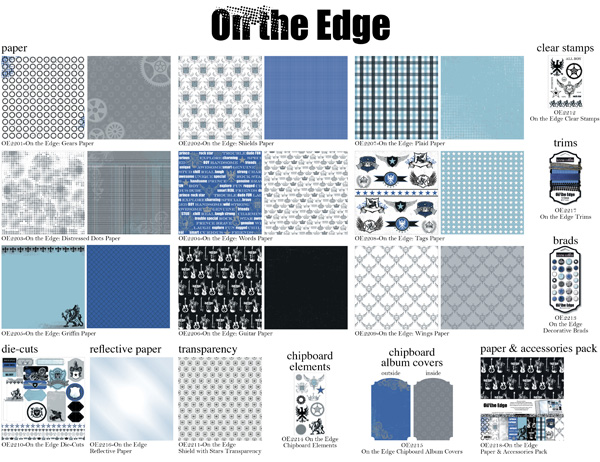 On-the-Edge-Products