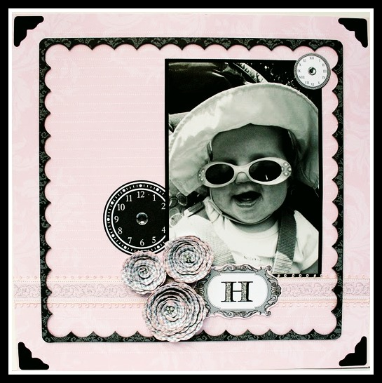 Timeless - Cheri - H scallop frame - Full a