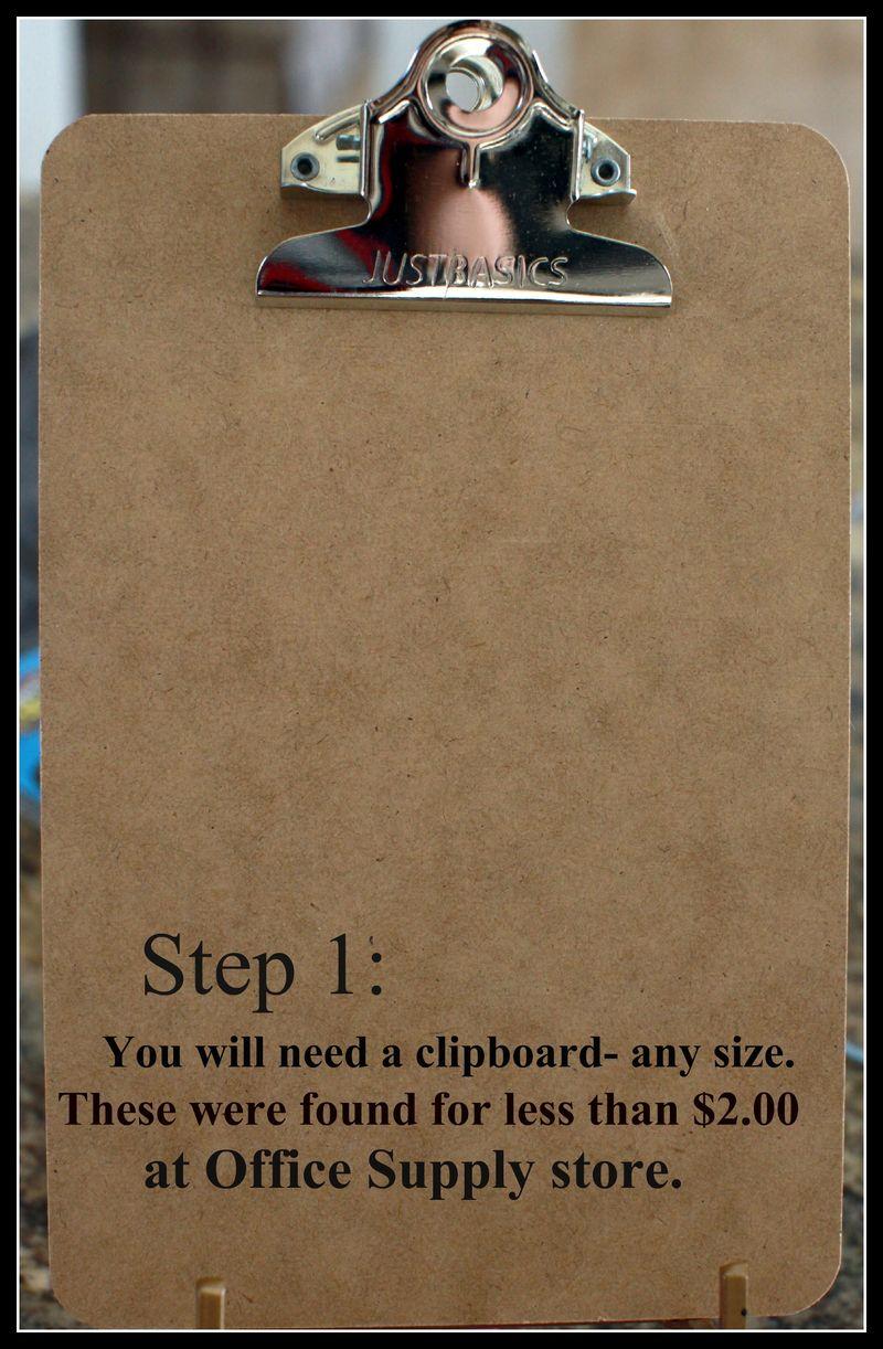 Clipboard 1