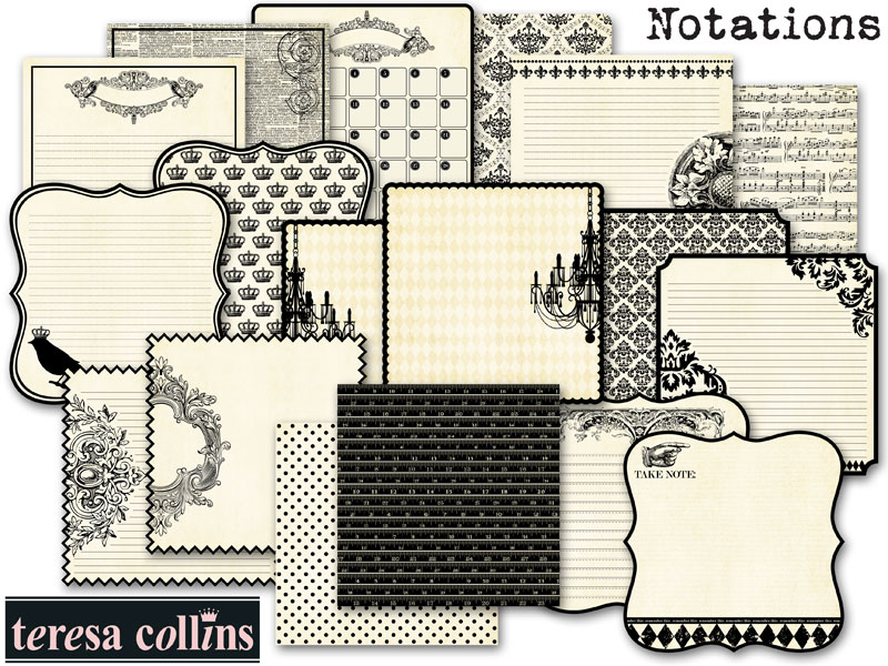 Notations-papers