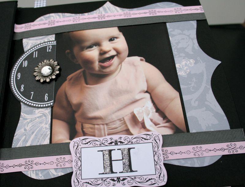 Timeless - Cheri - Harpers album - pg 1