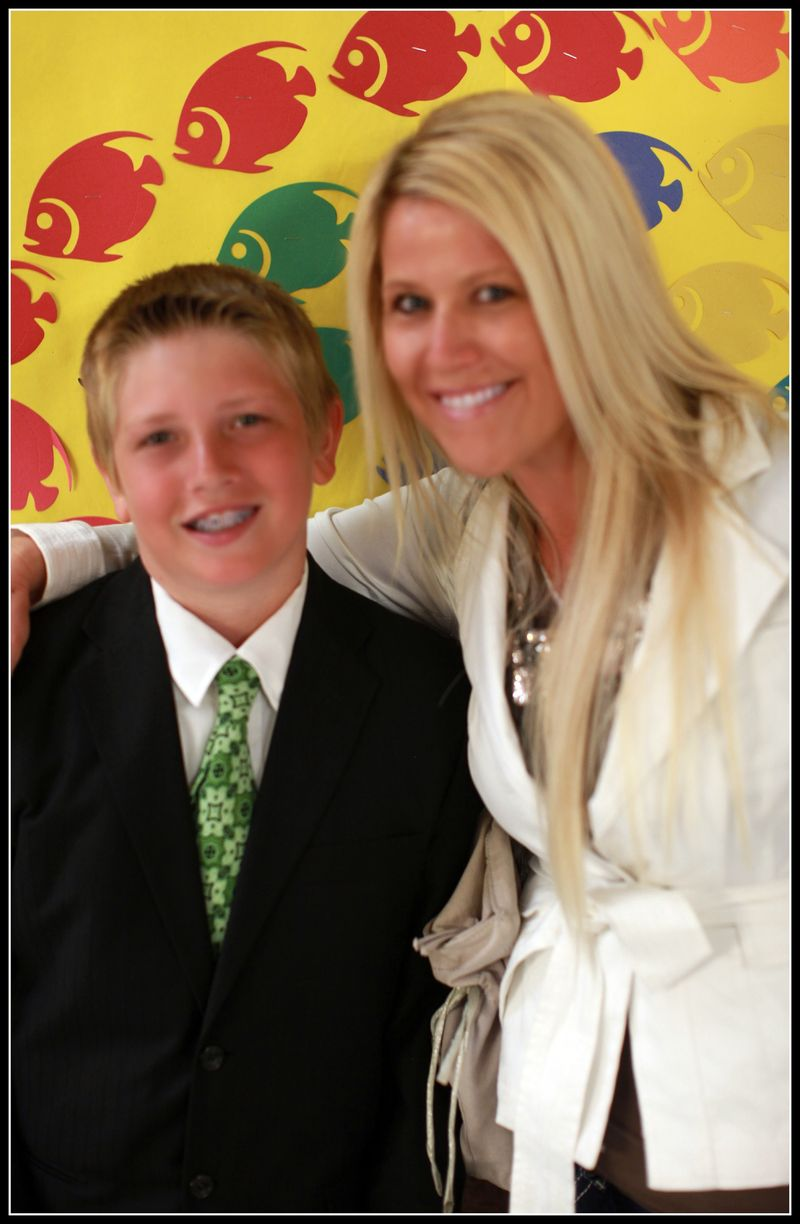 Ty 6th grade promotion 8