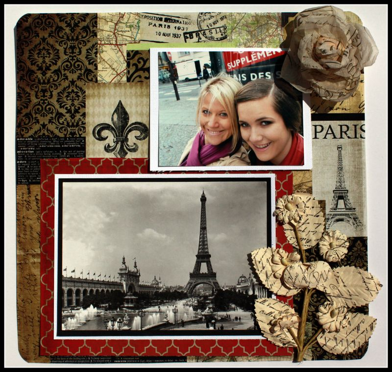 PARIS- WORLD TRAVELER