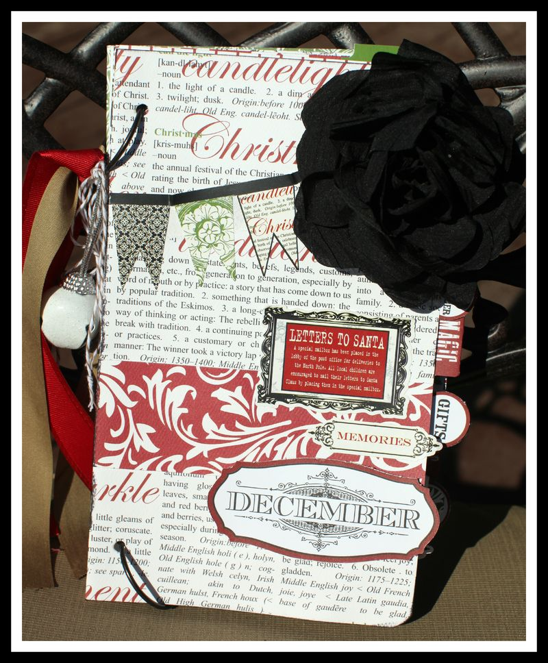 CHRISTMAS MEMORIES COVER