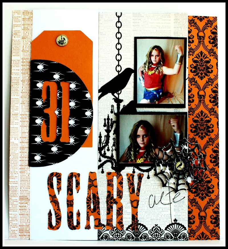 Chic & Scary SCARY