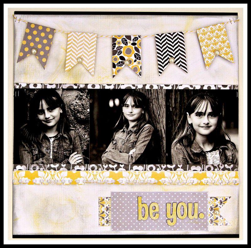 BE YOU- Carolina Breeze