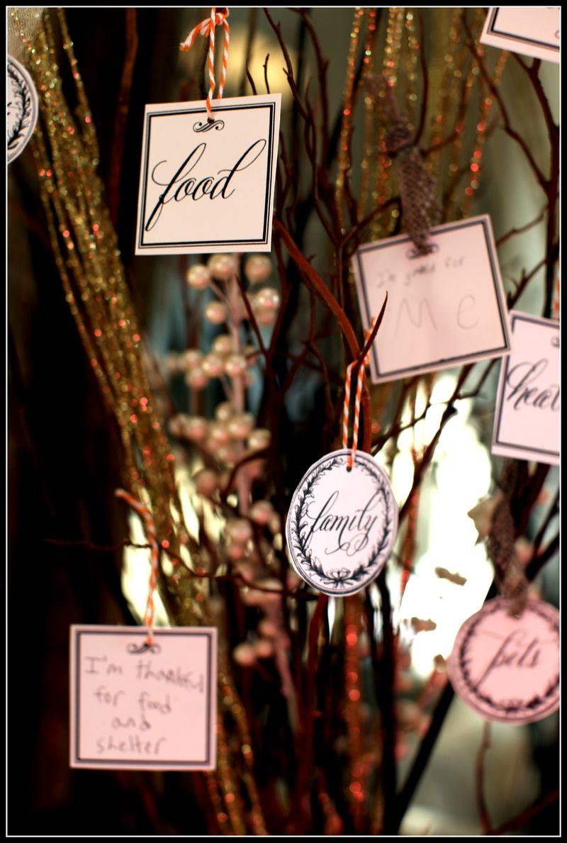 Gratitude tree 9